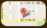 Chicago Dentist  Map